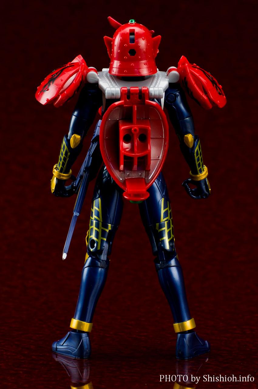 仮面ライダー武神鎧武 ブラッドオレンジアームズ