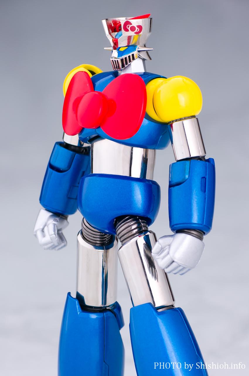 超合金 マジンガーZ(ハローキティカラー)