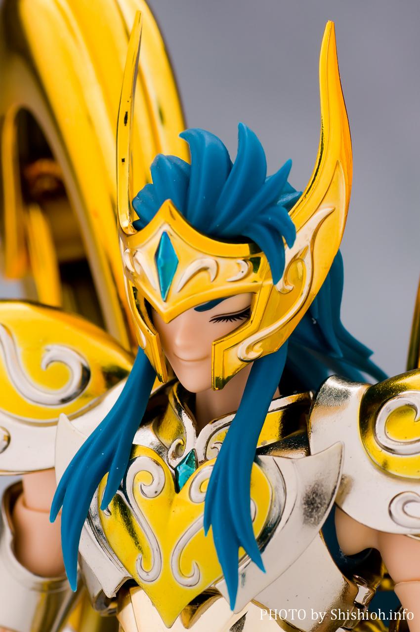 聖闘士聖衣神話EX アクエリアスカミュ(神聖衣)