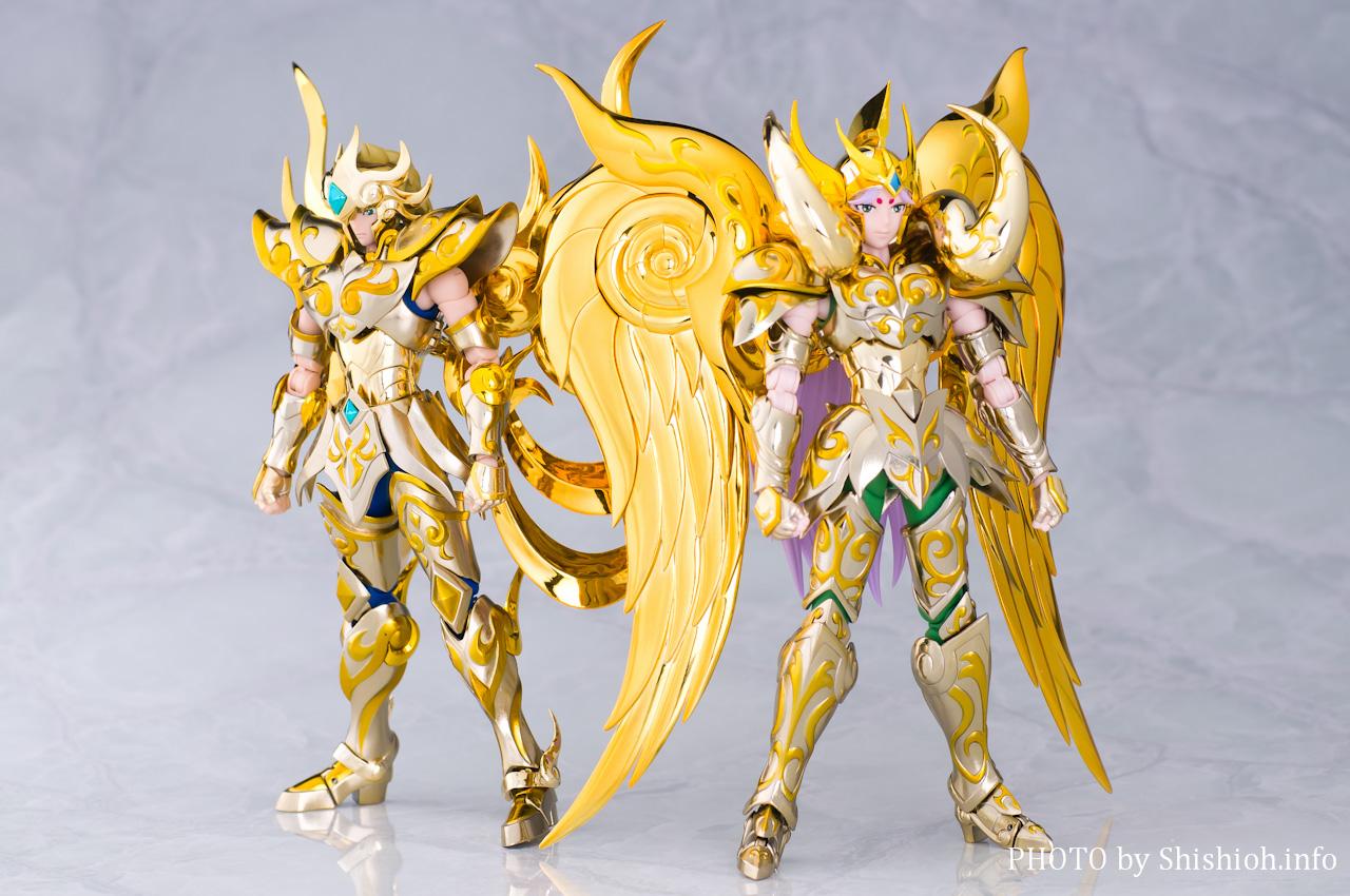 聖闘士聖衣神話EX アリエスムウ(神聖衣)