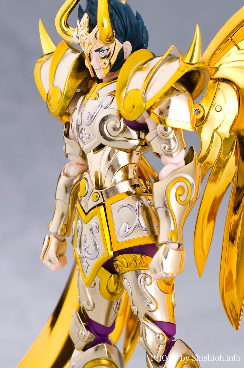 聖闘士聖衣神話EXカプリコーンシュラ(神聖衣)