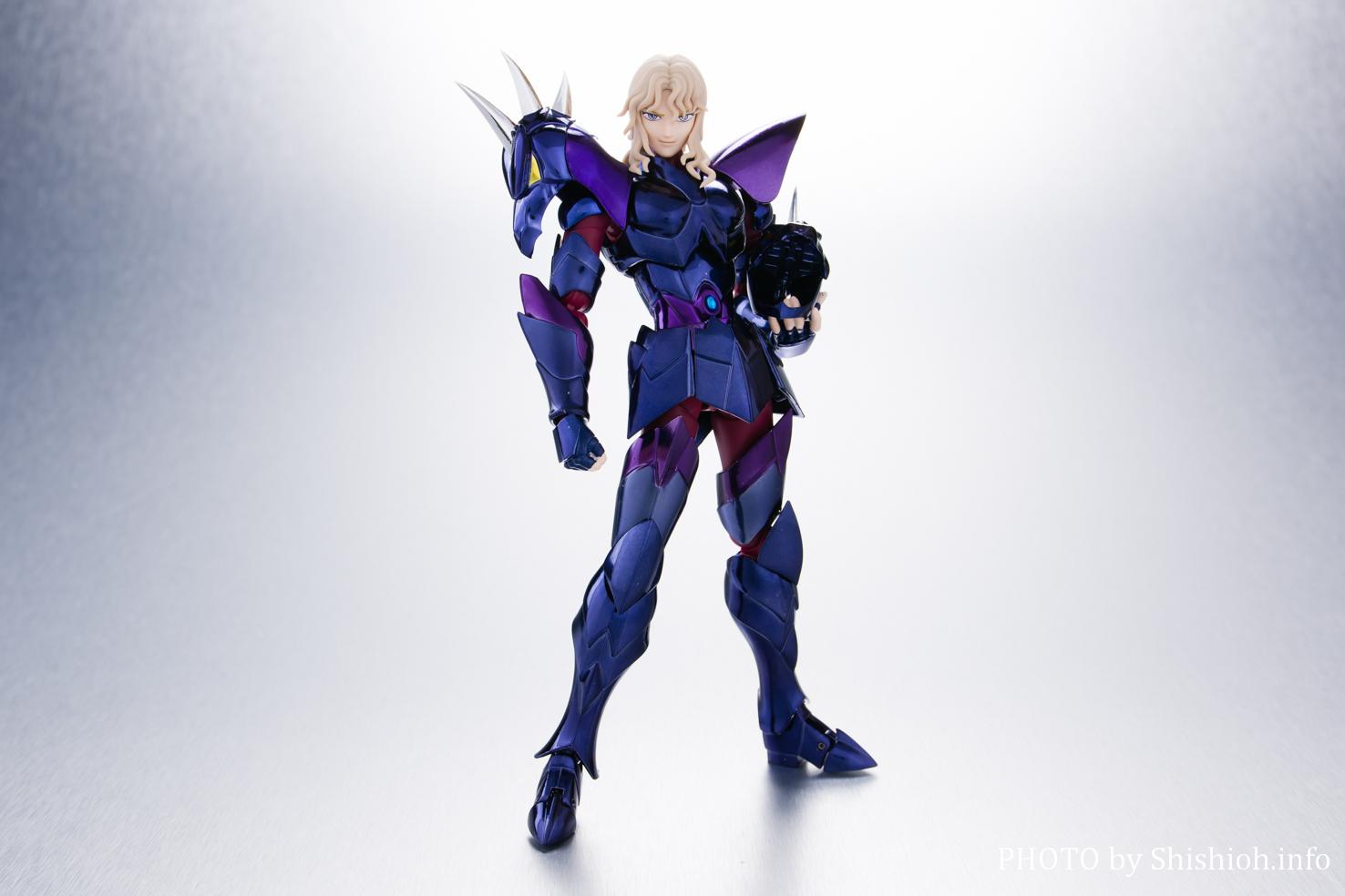 聖闘士聖衣神話EX アルファ星ドゥベ ジークフリート