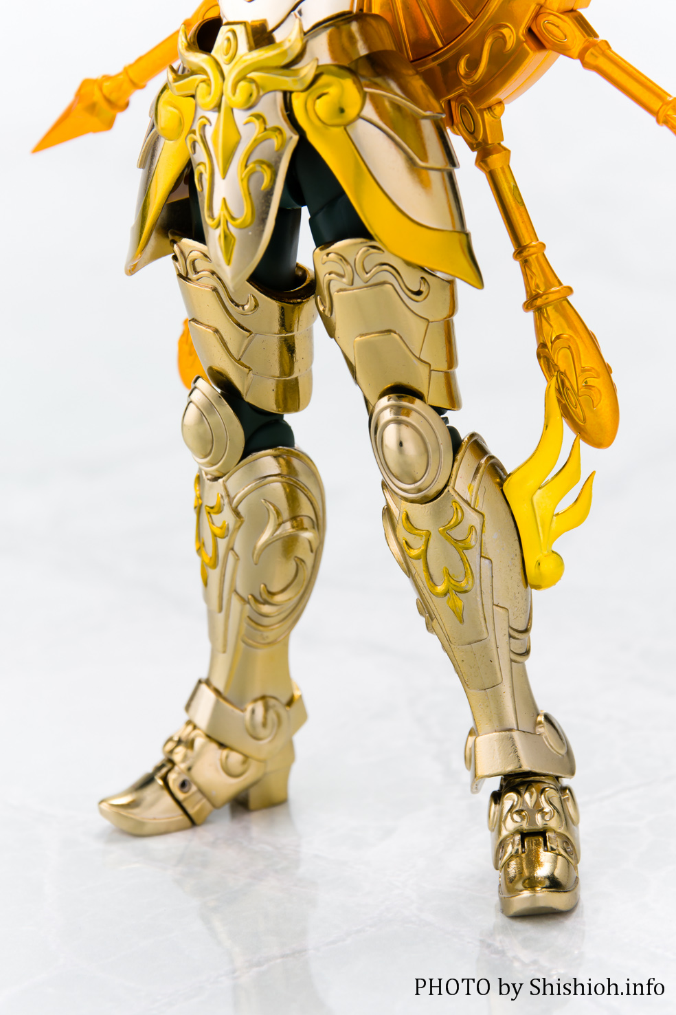 聖闘士聖衣神話EX ライブラ童虎(神聖衣)