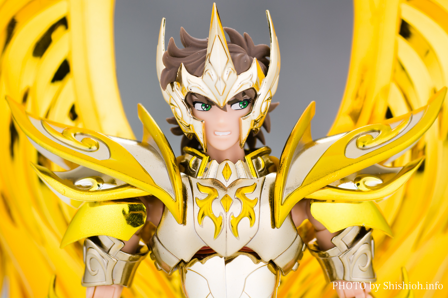 聖闘士聖衣神話EXサジタリアスアイオロス(神聖衣)