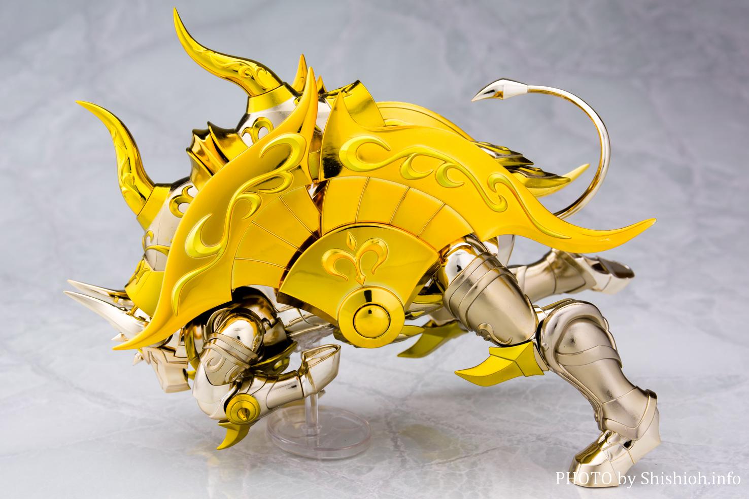 聖闘士聖衣神話EX タウラスアルデバラン(神聖衣)