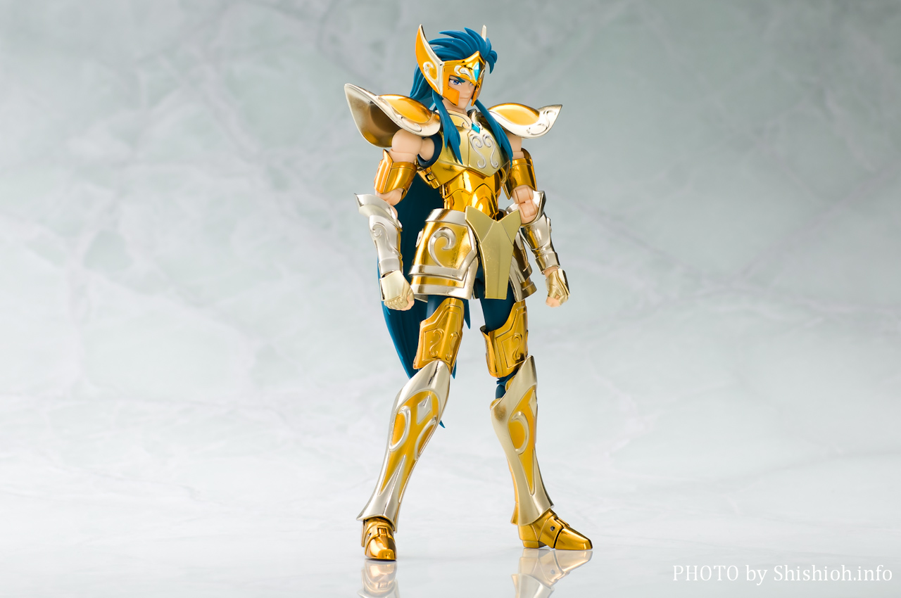 聖闘士聖衣神話EX アクエリアスカミュ