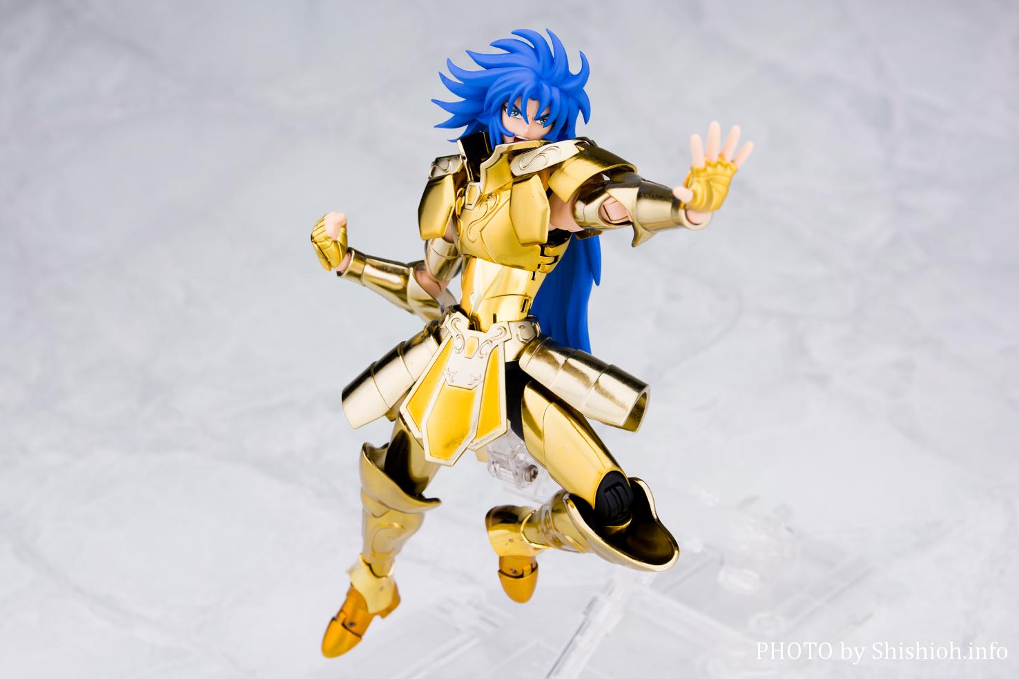 聖闘士聖衣神話EX ジェミニサガ(神聖衣)サガ サーガプレミアムセット