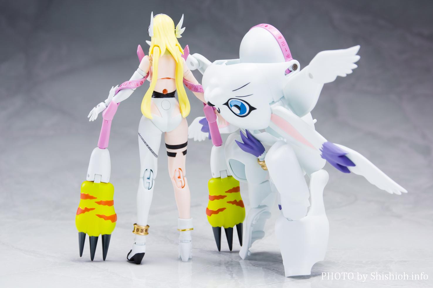 超進化魂 04 エンジェウーモン