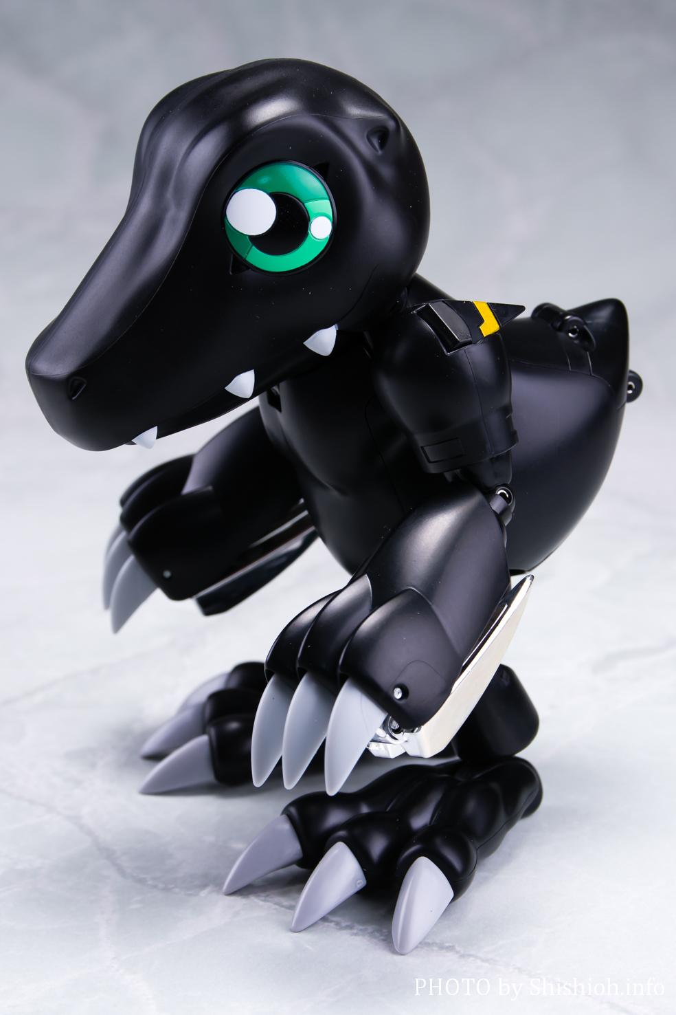 超進化魂 08 ブラックウォーグレイモン