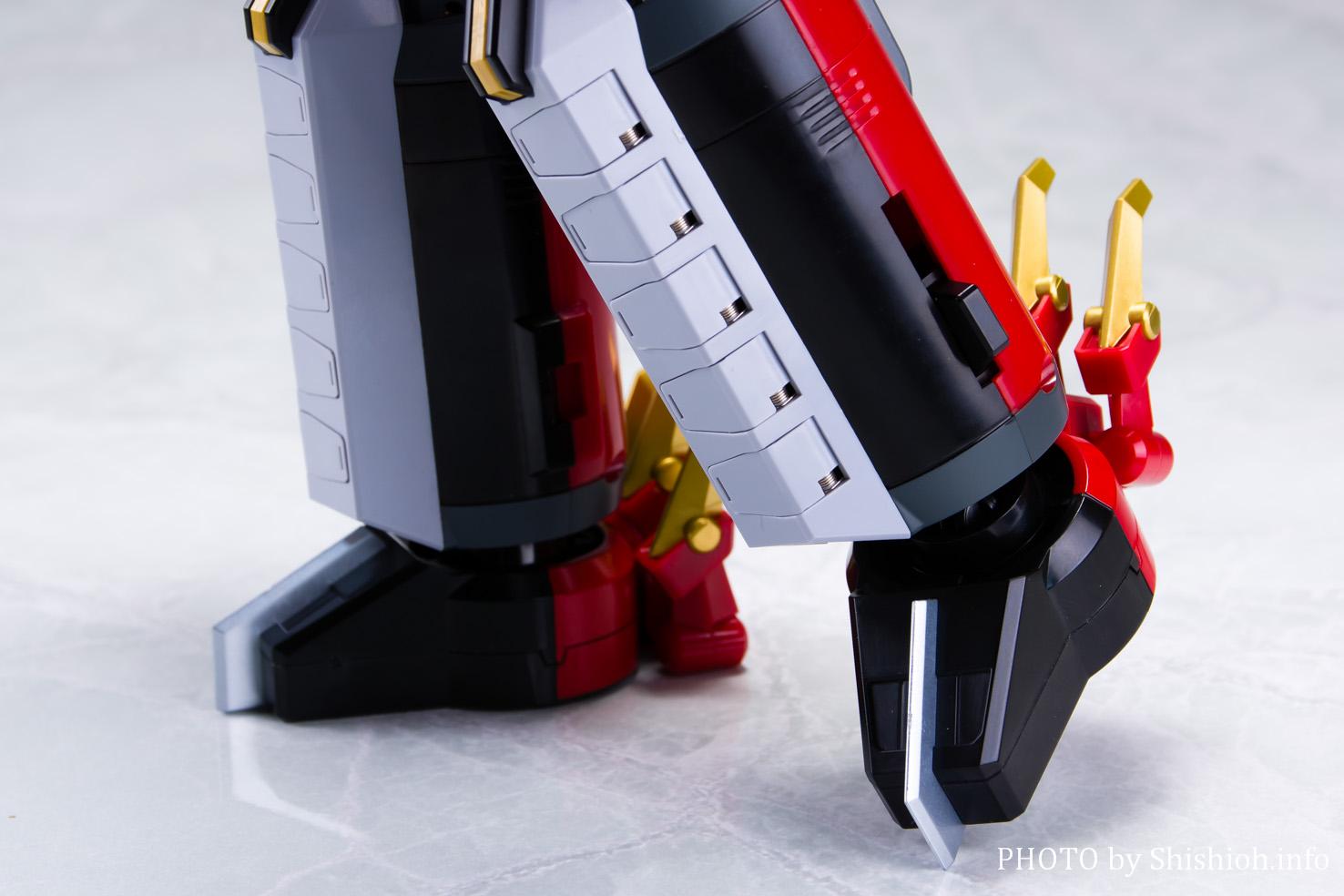 THE合体 合体竜人 DXダイナゼノン パート2