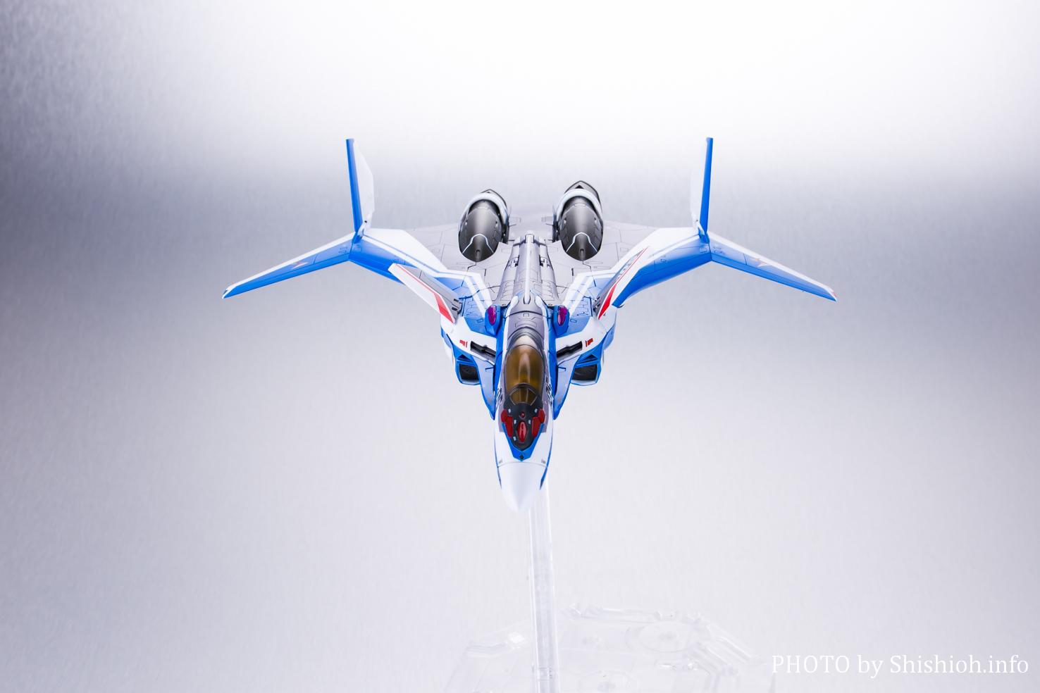 DX超合金 VF-31J ジークフリード(ハヤテ・インメルマン機)