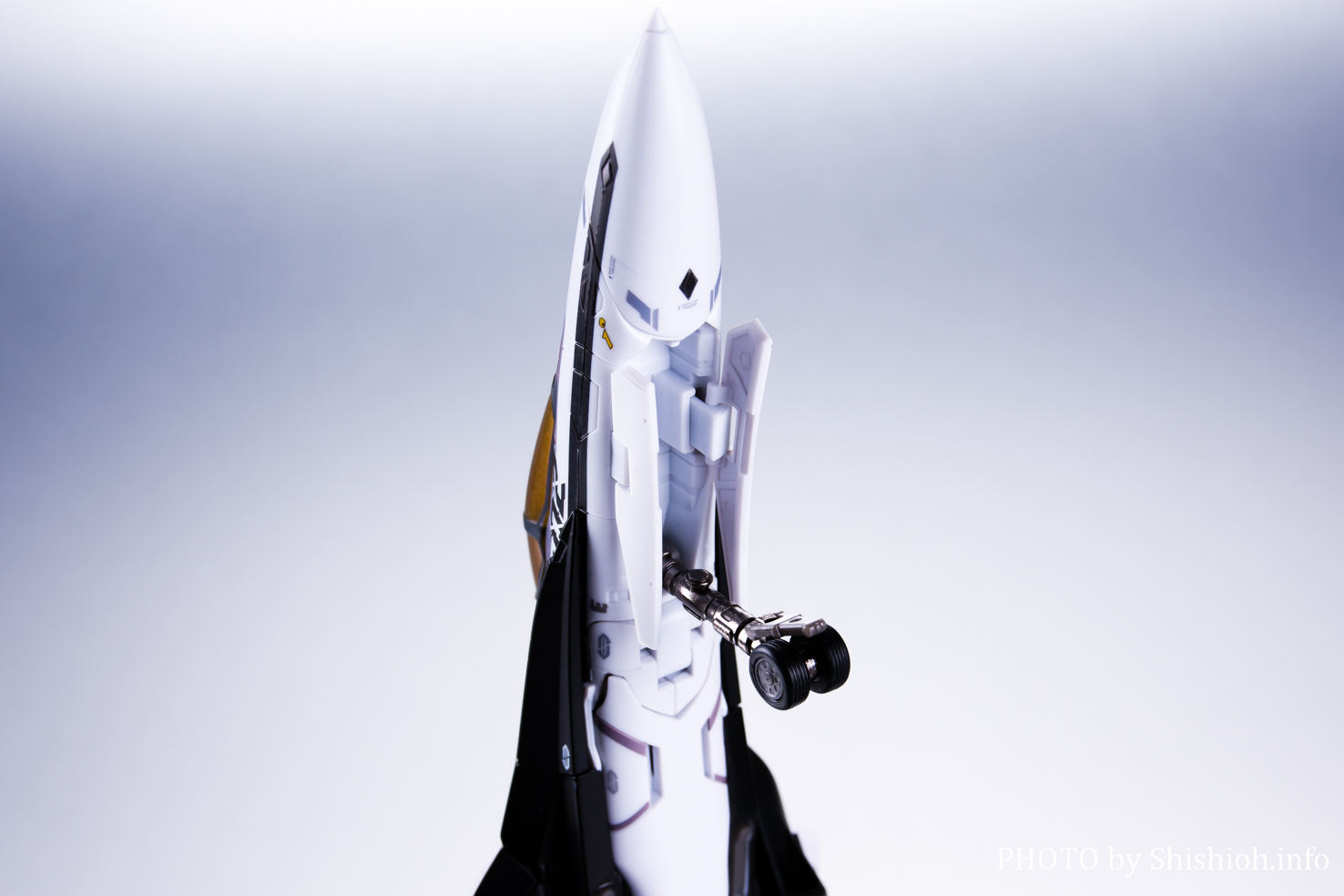 DX超合金 VF-31F ジークフリード(メッサー・イーレフェルト機