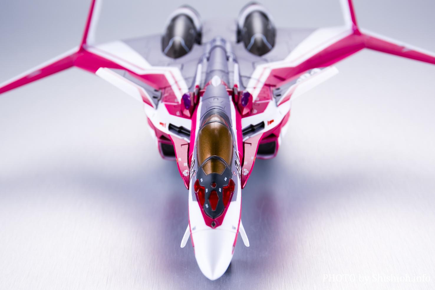 DX超合金VF-31Cジークフリード(ミラージュ・ファリーナ・ジーナス機)