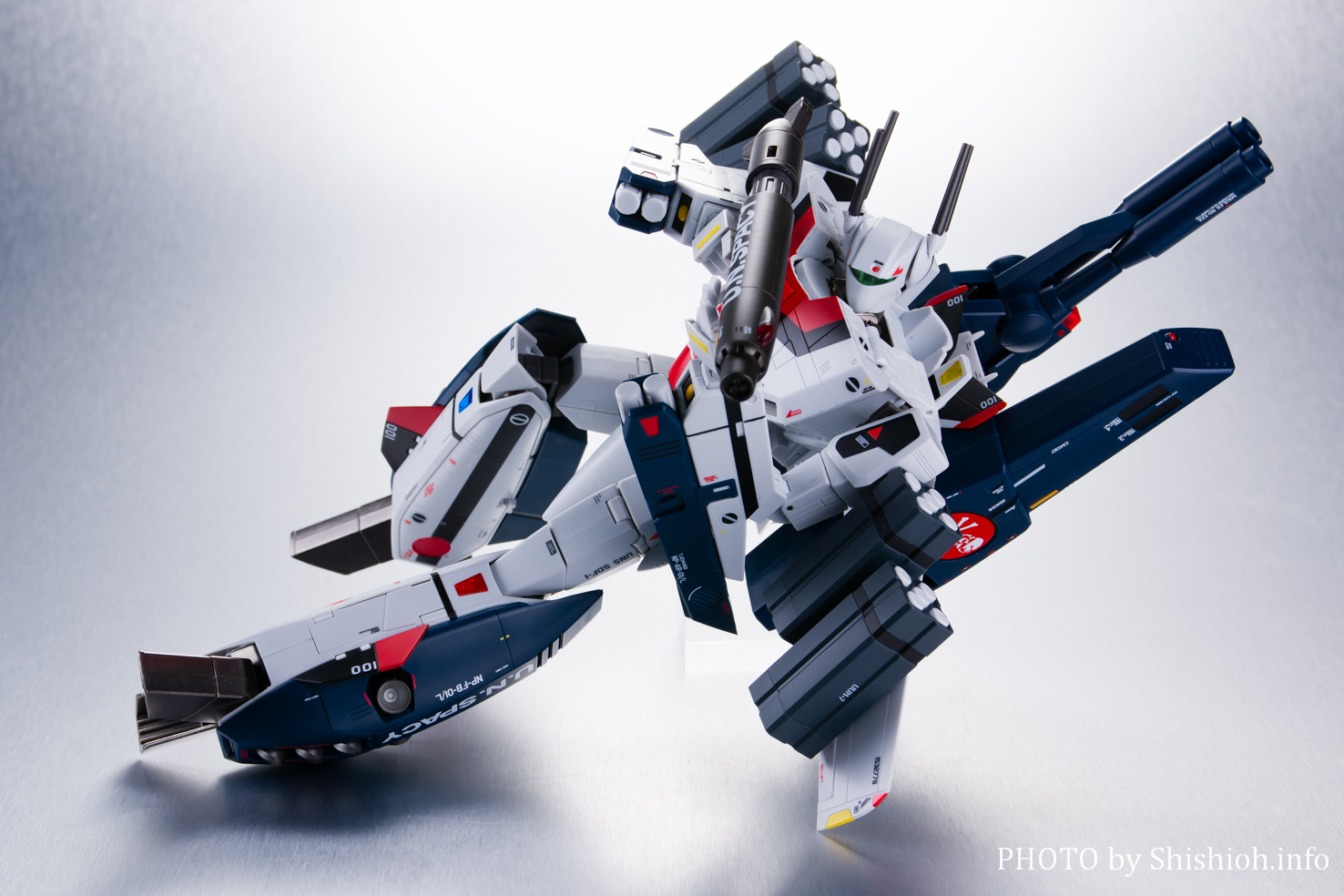 DX超合金 劇場版VF-1対応ストライク/スーパーパーツセット パート2
