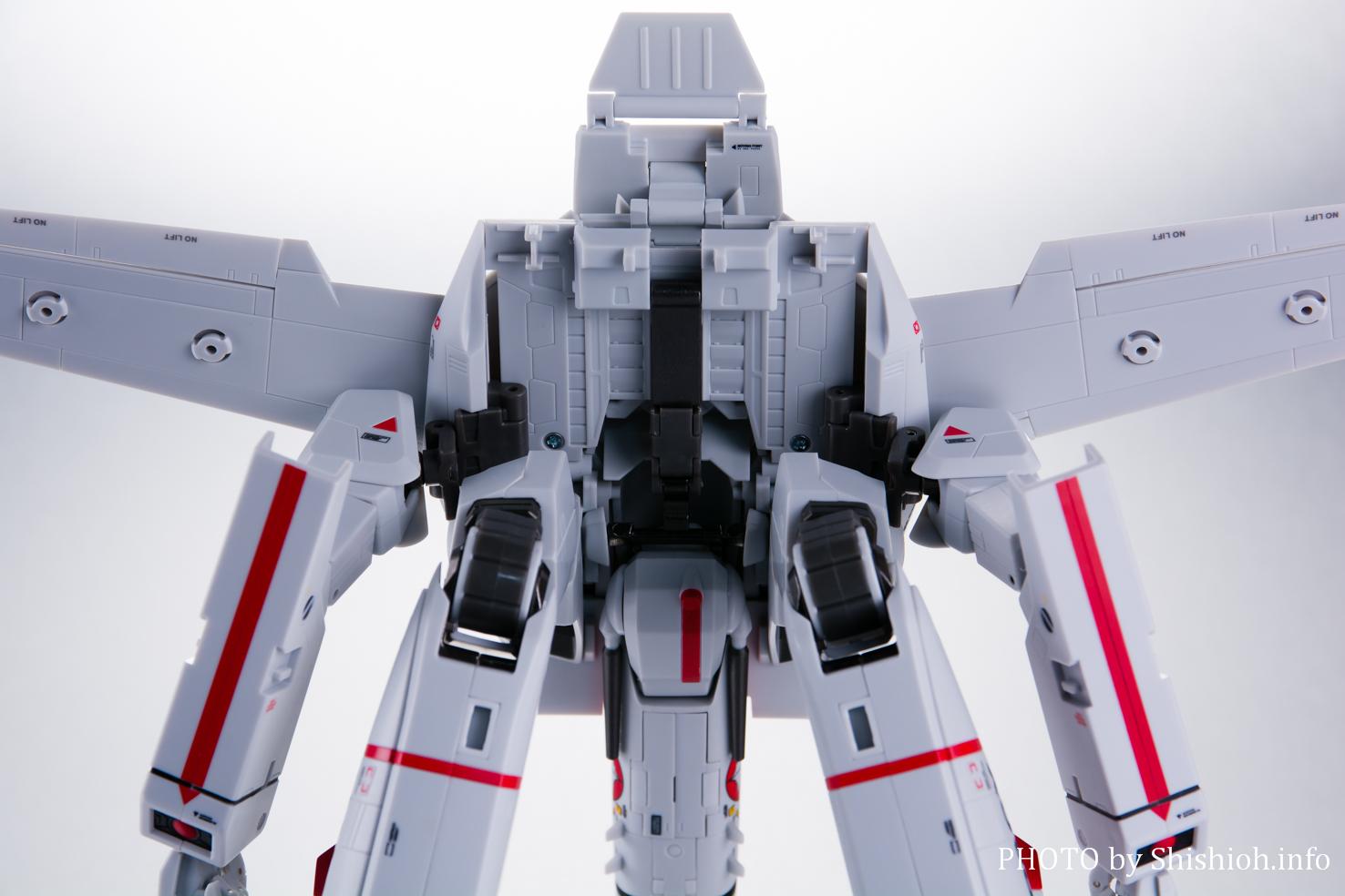 DX超合金 初回限定版 VF-1J バルキリー(一条輝機) パート 1