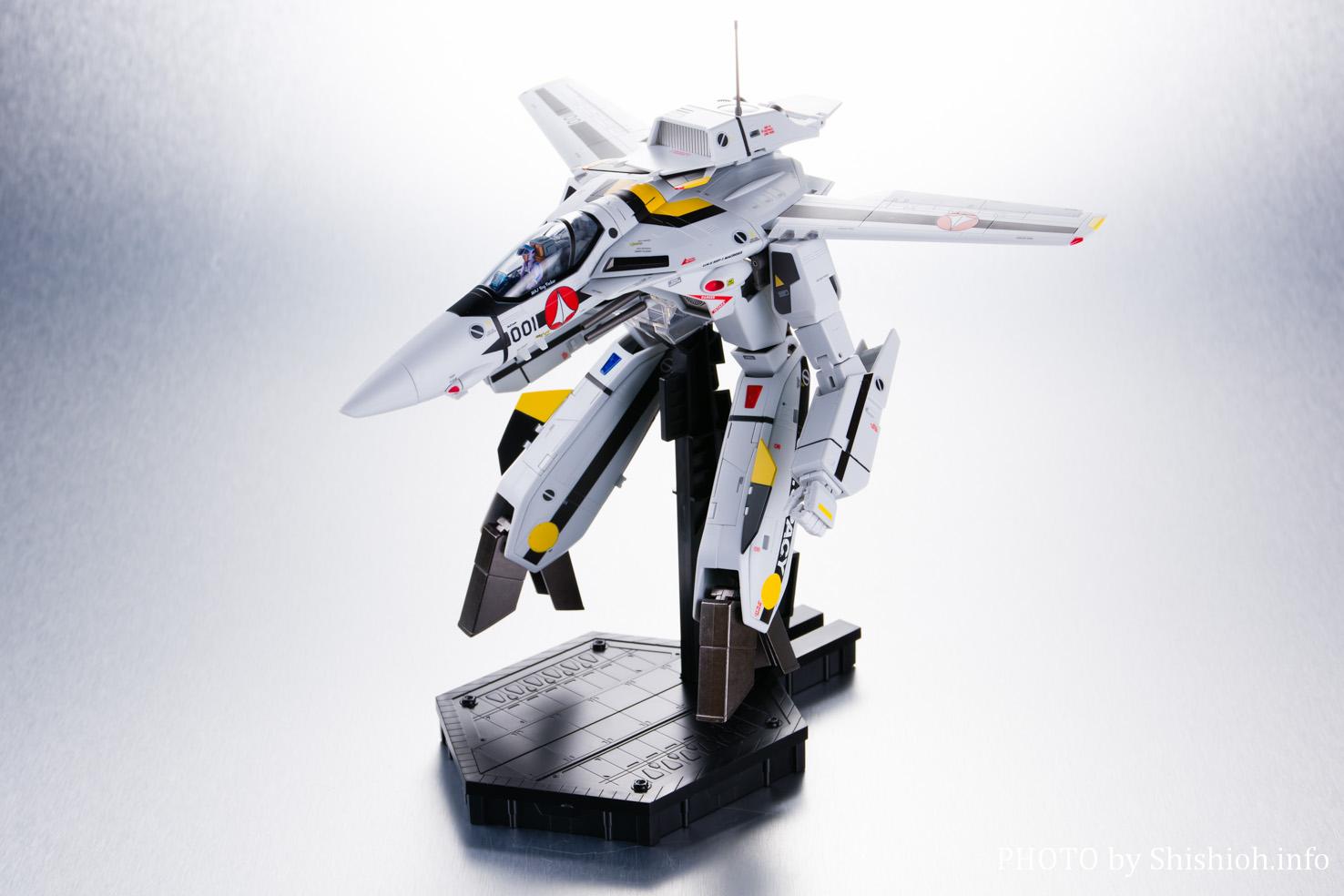 DX超合金 初回限定版VF-1Sバルキリー ロイ・フォッカースペシャル