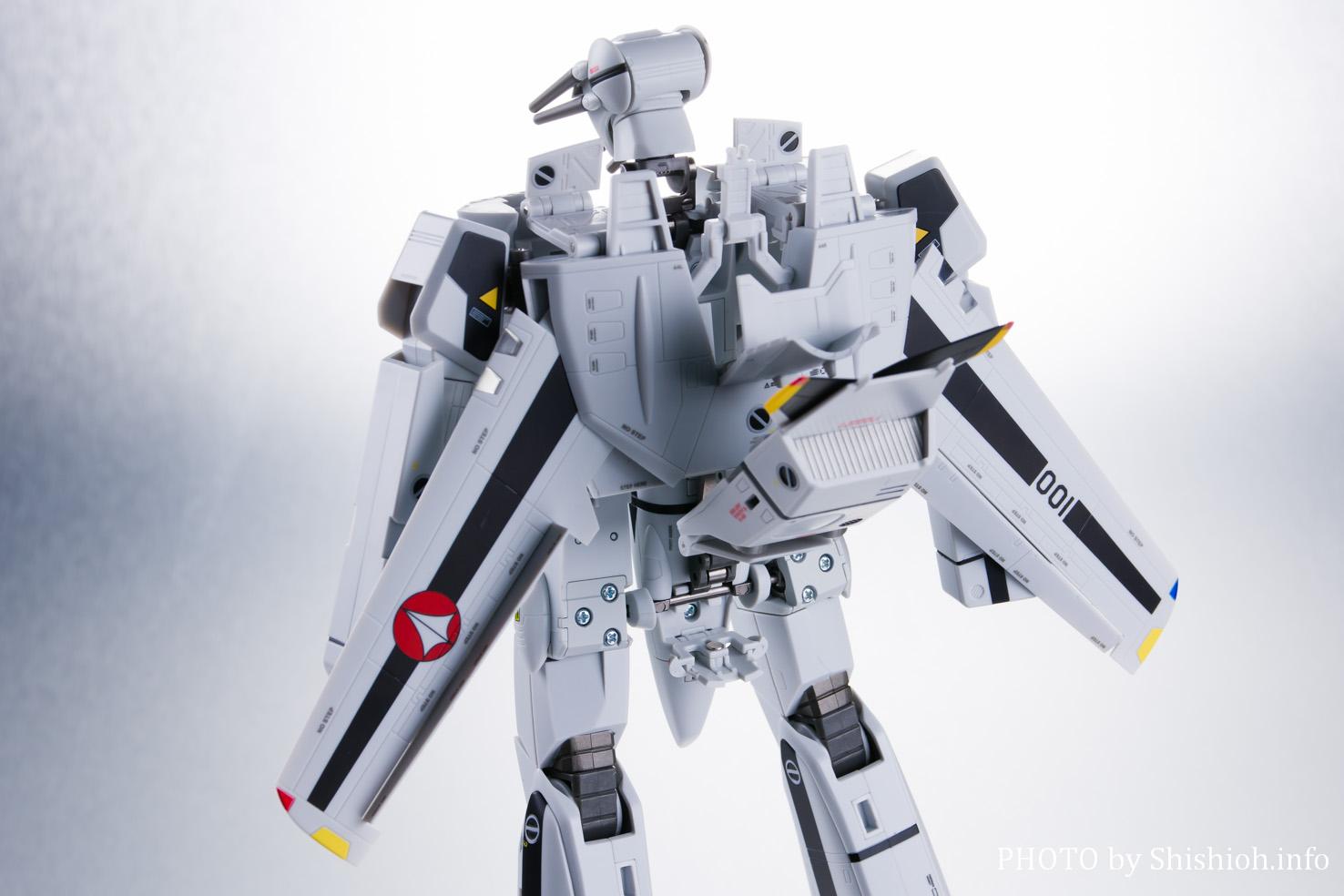 DX超合金 初回限定版VF-1Sバルキリー ロイ・フォッカースペシャル パート2