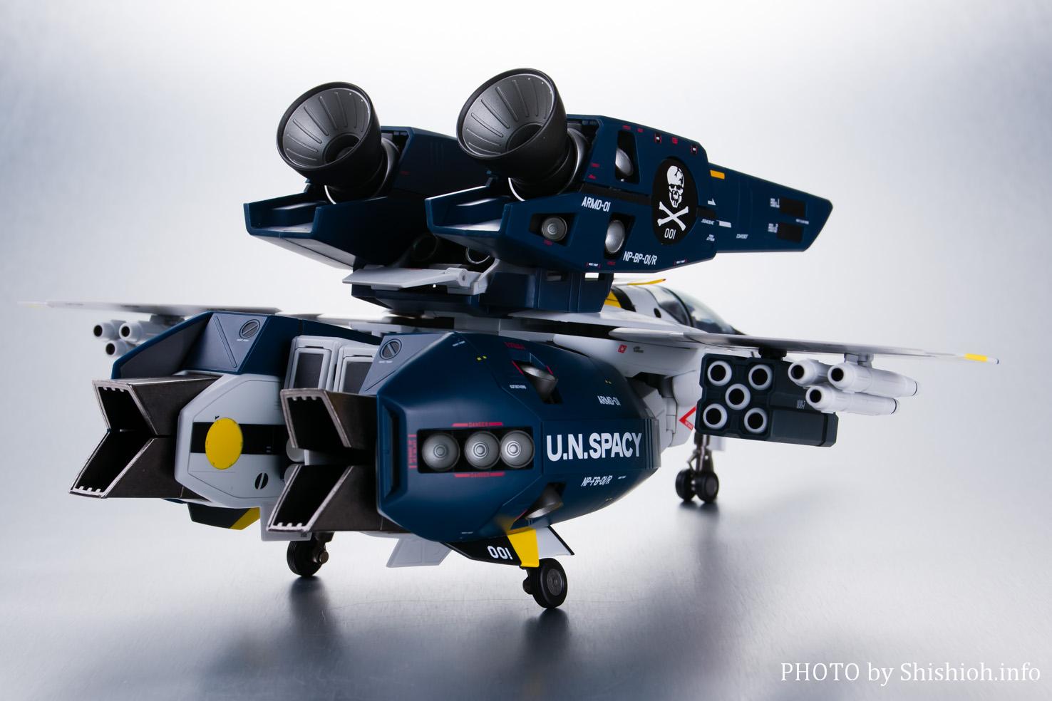 DX超合金 VF-1Sバルキリー ロイ・フォッカースペシャル(ストライクパーツ)