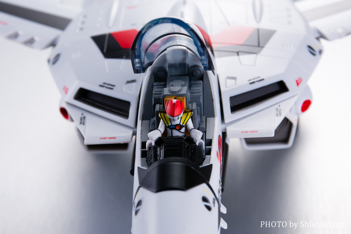 DX超合金 劇場版VF-1S バルキリー(一条輝機)