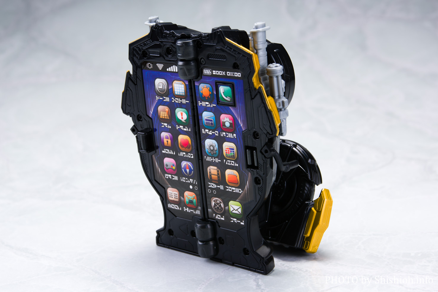 DXガトライクフォン