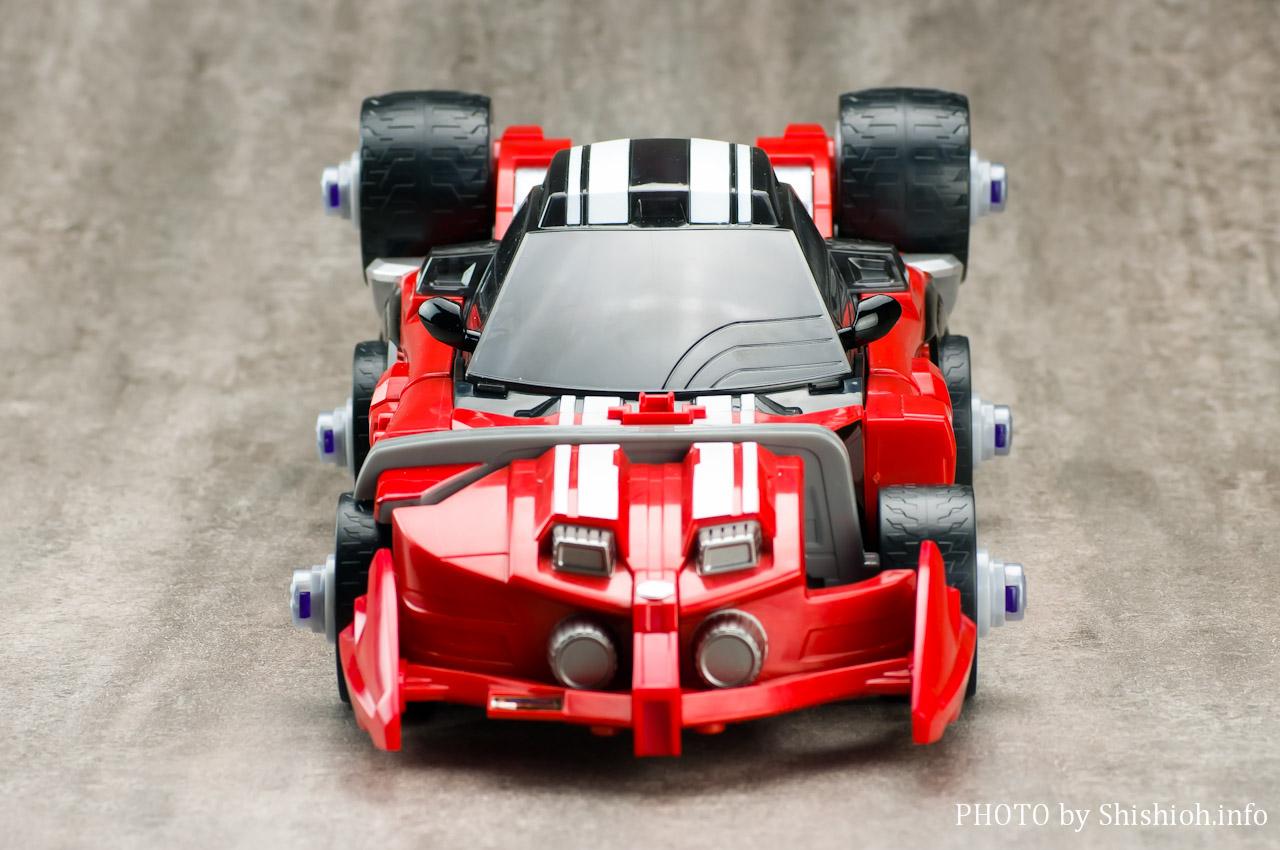 三段変形 DX トライドロン