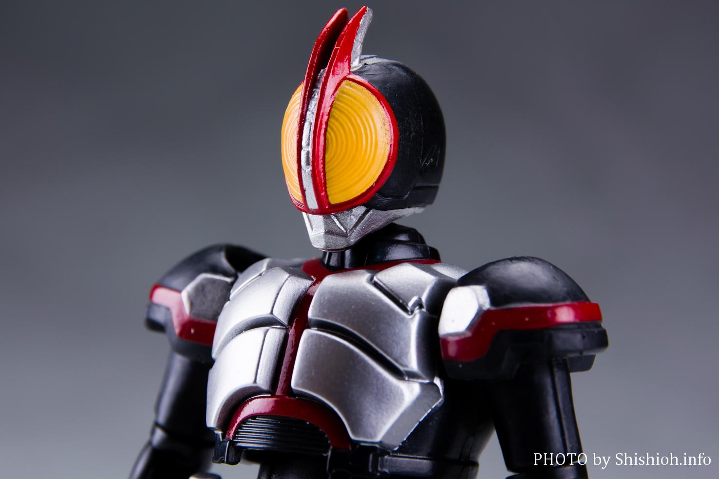 フルアクションフィギュアSAGA 仮面ライダー02