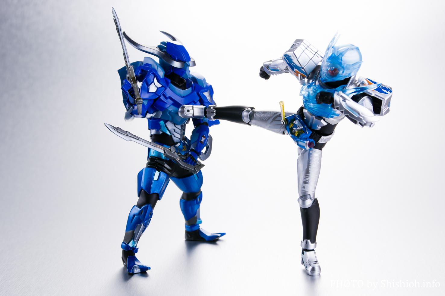 フィギュアーツZERO 北都 三羽ガラスセット パート2