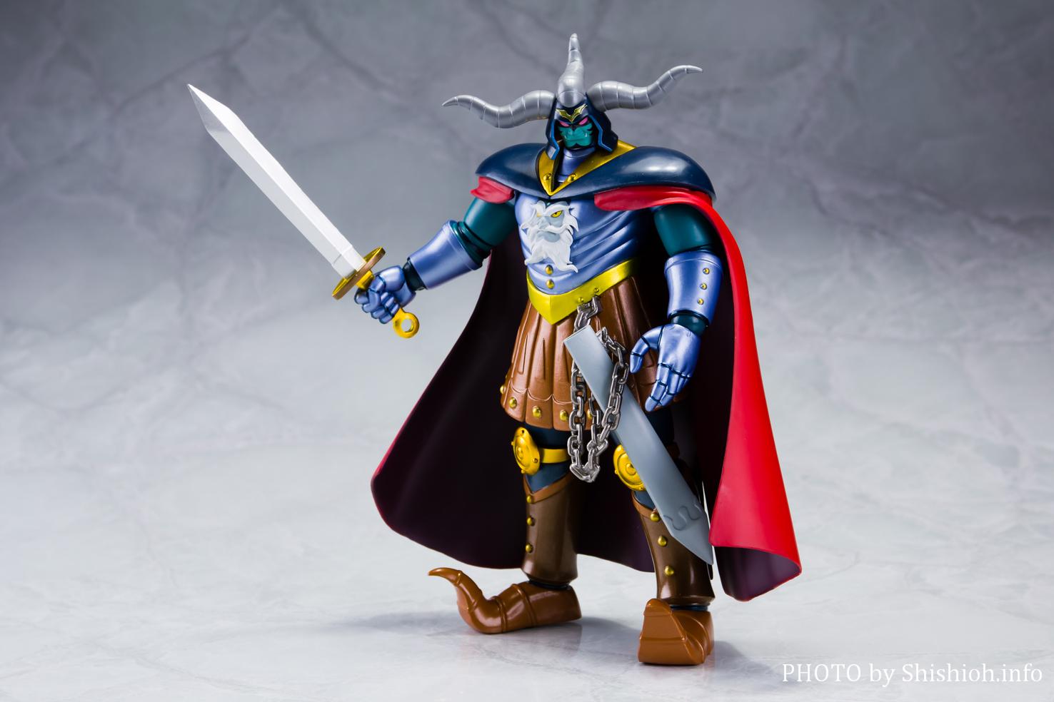 フィギュアーツ ZERO 暗黒大将軍 D.C.