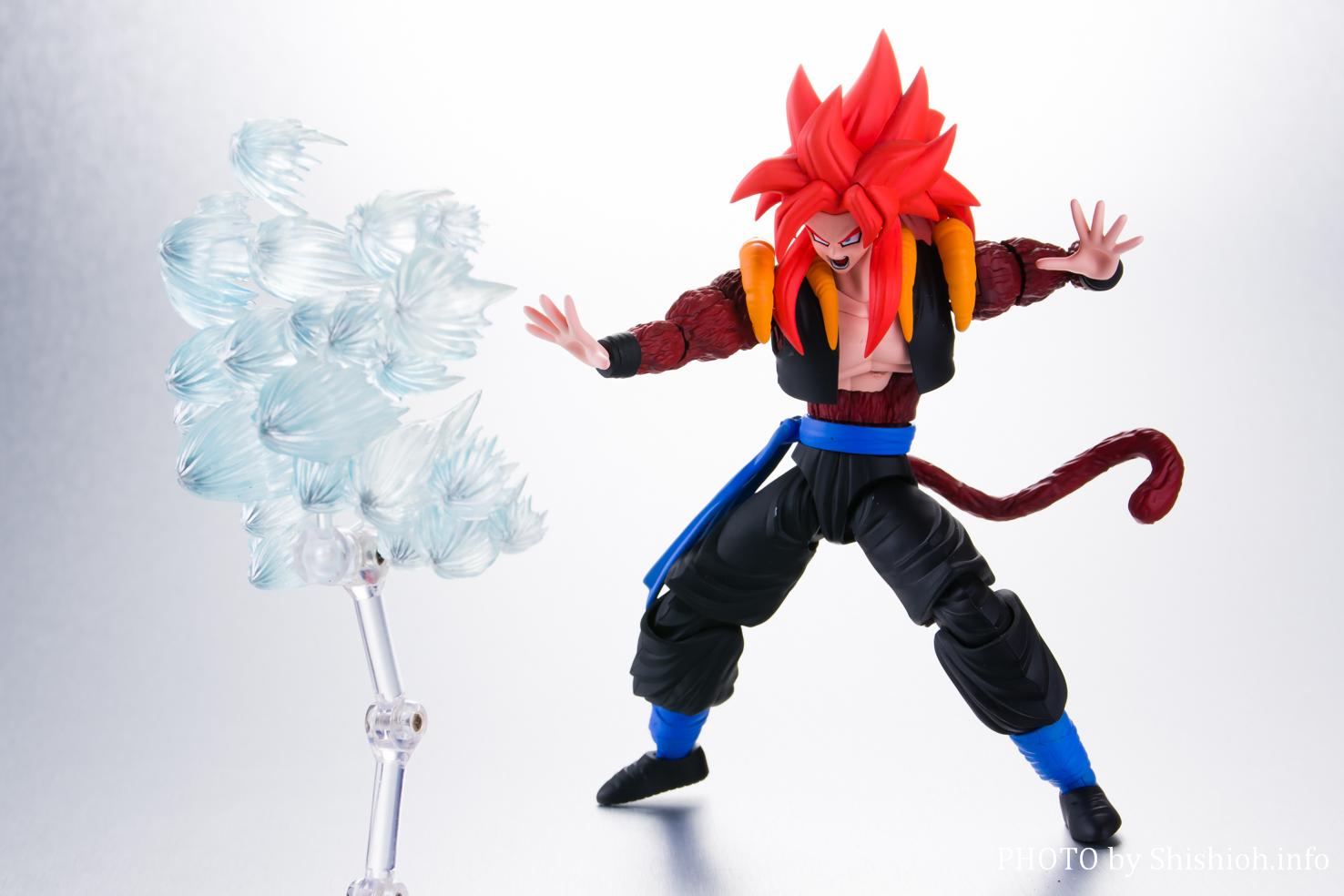 Figure-rise Standard 超サイヤ人4ゴジータ