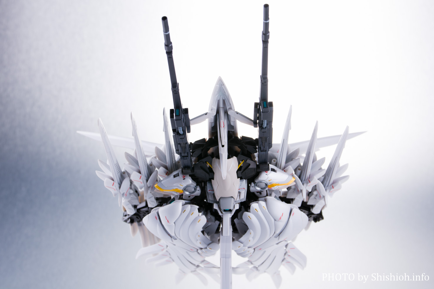 GUNDAM FIX FIGURATION METAL COMPOSITE ウイングガンダムスノーホワイトプレリュード パート2
