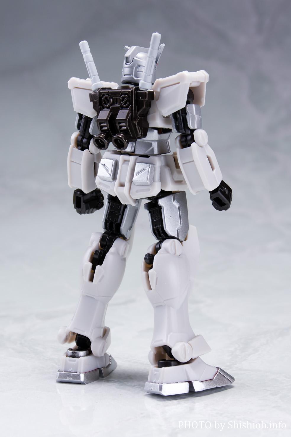 機動戦士ガンダム Gフレーム12 ガンダム(ロールアウトカラー)
