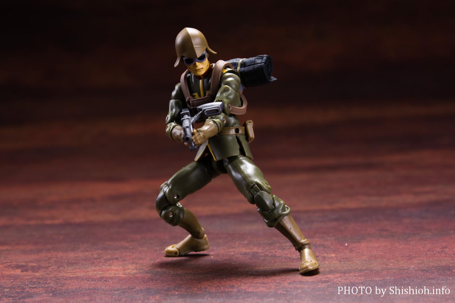 G.M.G.ジオン公国軍一般兵士01