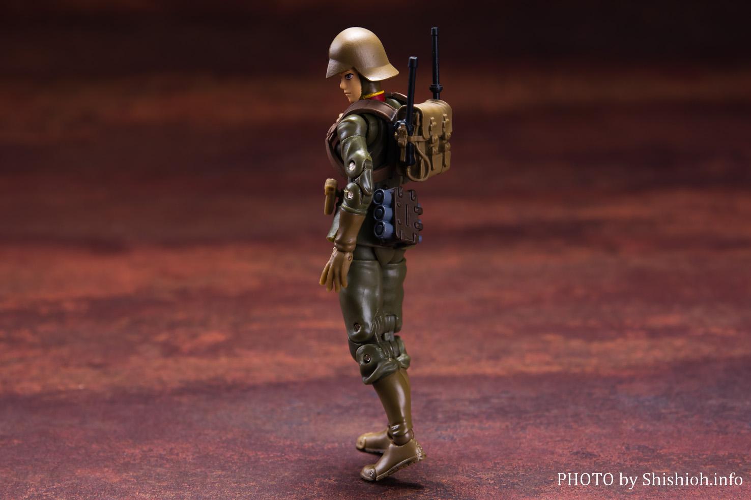 G.M.G.ジオン公国軍一般兵士03