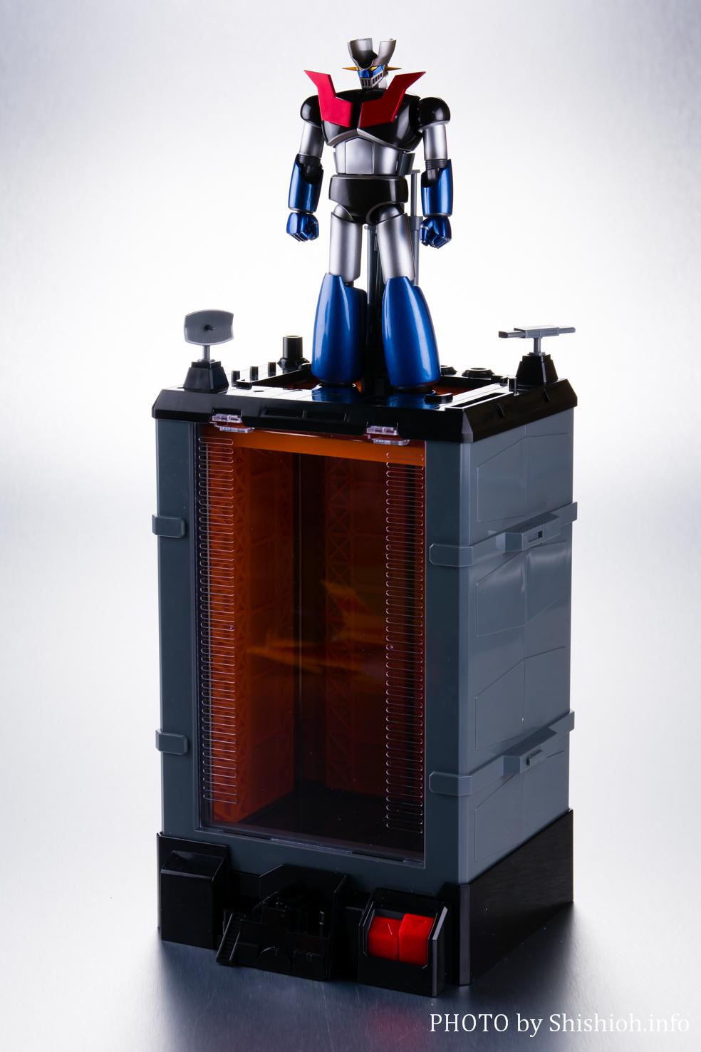 超合金魂 GX-01X マジンガー大格納庫