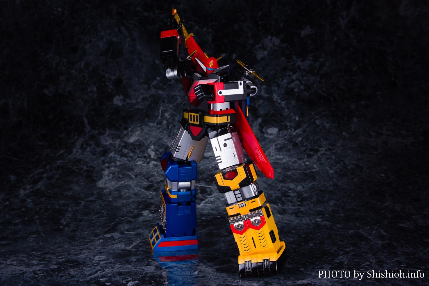 超合金魂 GX-60R 宇宙大帝ゴッドシグマ(リニューアル)