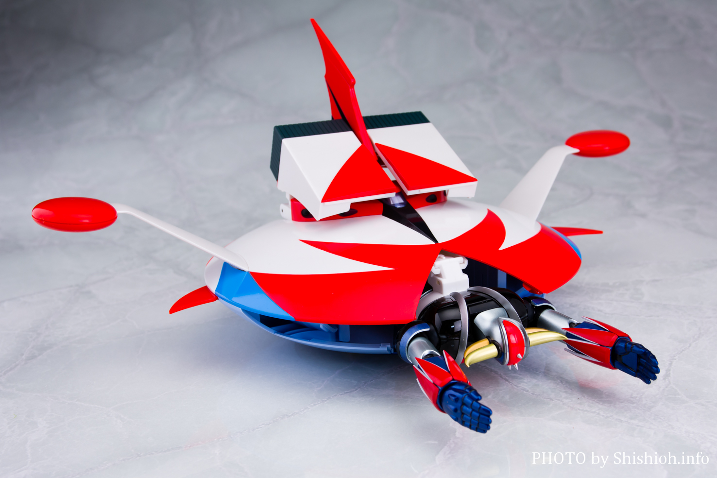 超合金魂 GX-76X グレンダイザー D.C.対応 スペイザーセット