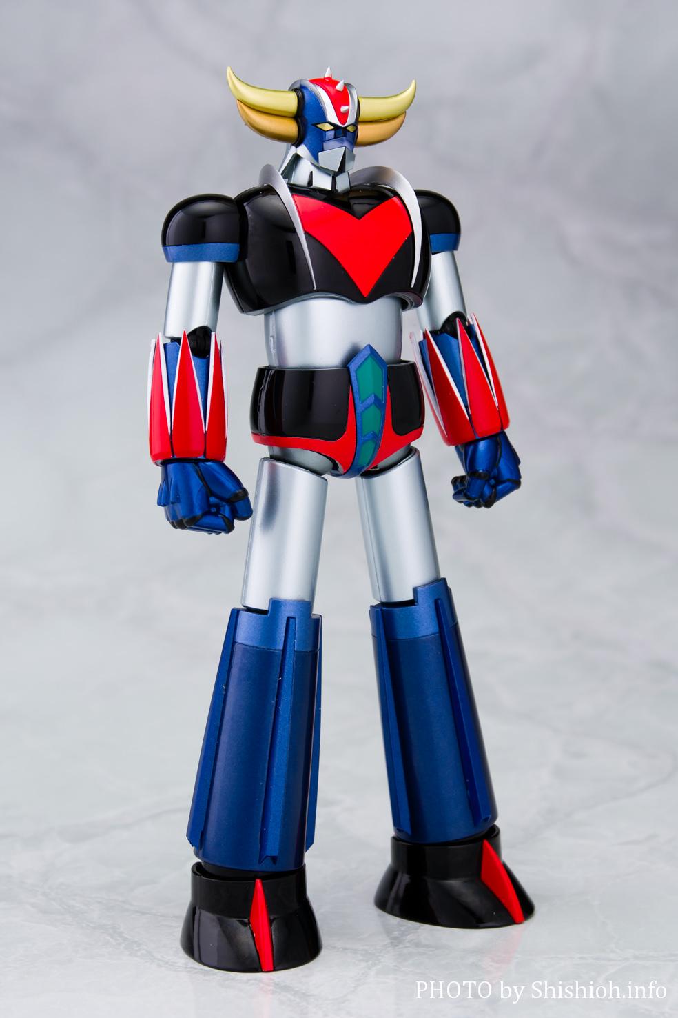 超合金魂 GX-76 グレンダイザー D.C.