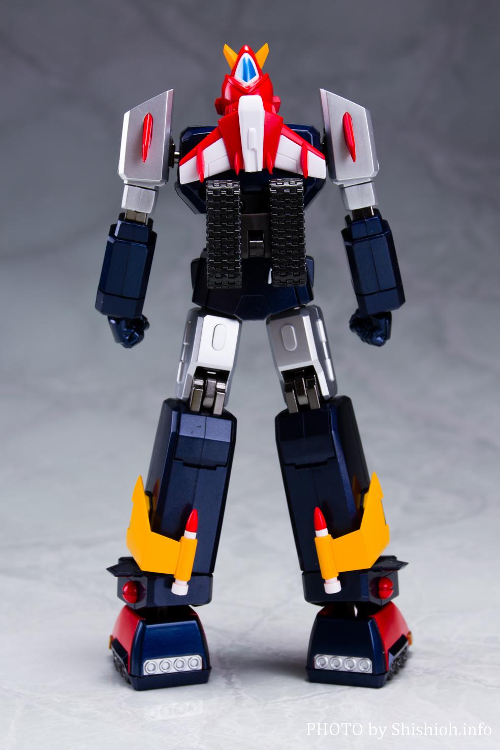 超合金魂 GX-79 超電磁マシーン ボルテスV F.A.