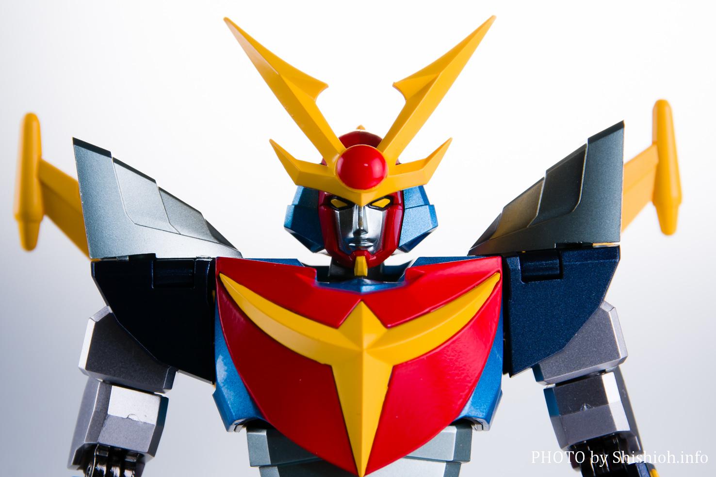 超合金魂 GX-82 無敵鋼人ダイターン3 F.A.