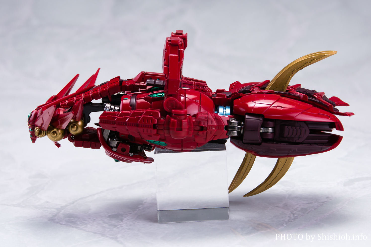 超合金魂 GX-87 ゲッターエンペラー
