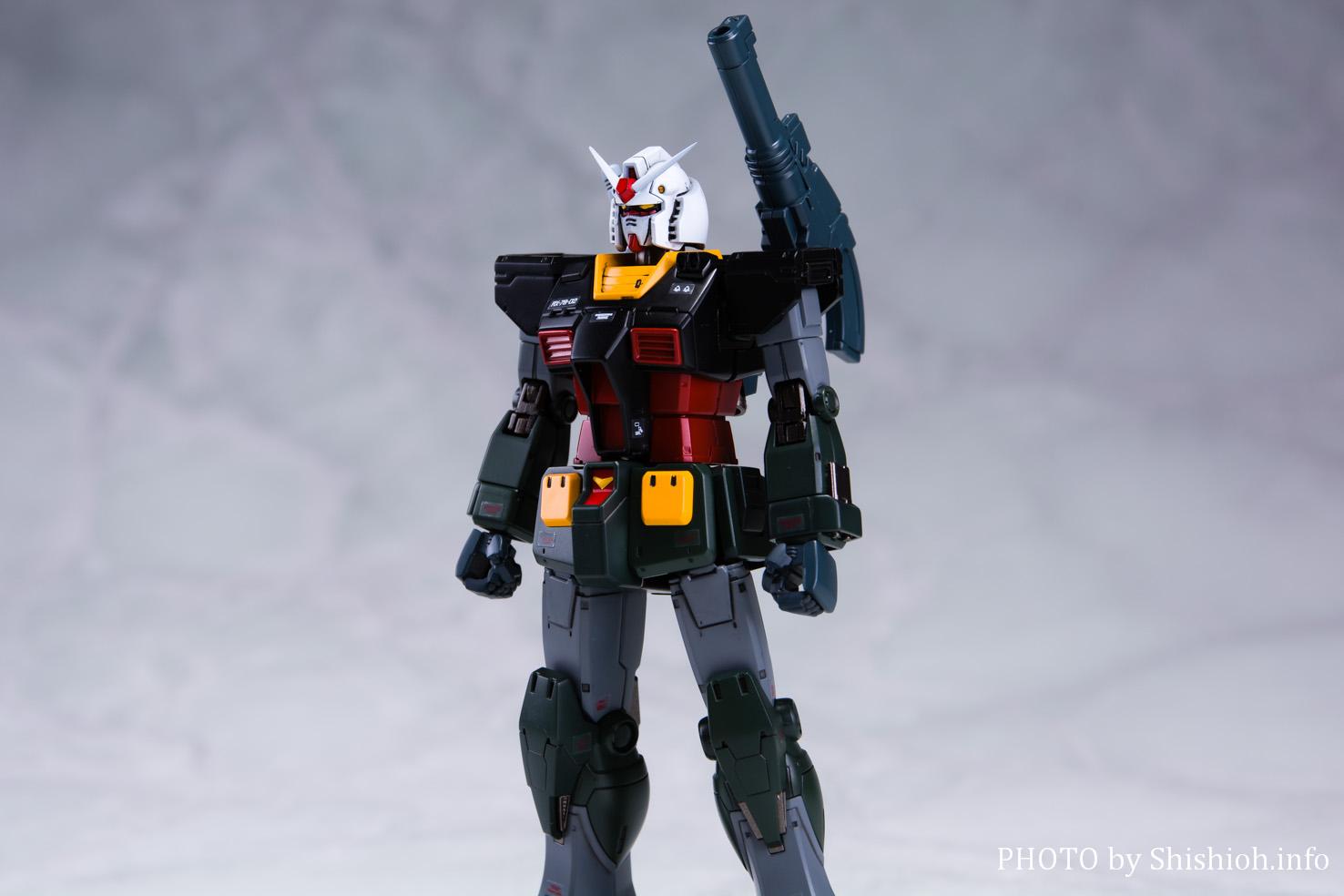 HG 1/144 RX-78-02 ガンダム(GUNDAM THE ORIGIN版)