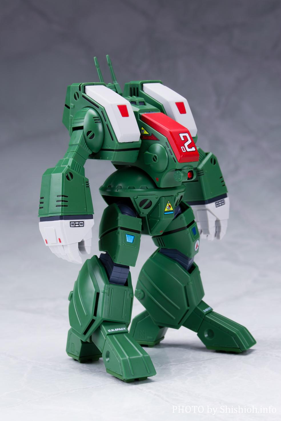 HI-METAL R MBR-07-MKII デストロイド・スパルタン