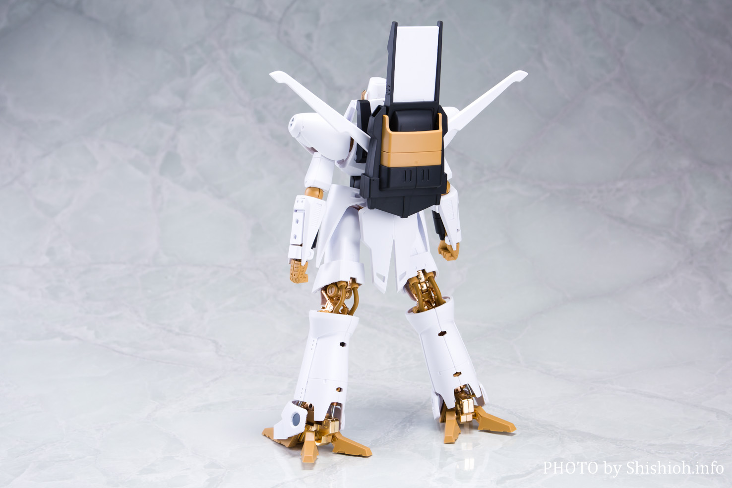 HI-METAL R エルガイム