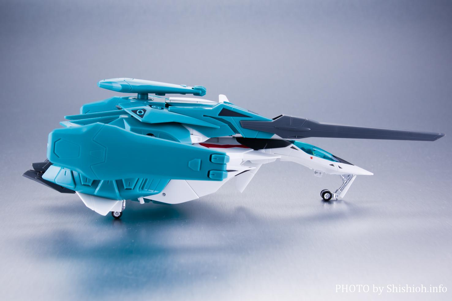 HI-METAL R VF-2SS バルキリーII +SAP(シルビー・ジーナ機)