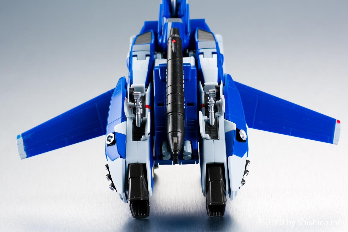 HI-METAL R VF-1J スーパーバルキリー(マクシミリアン・ジーナス機)パート2