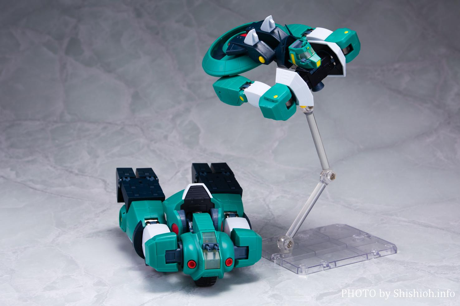 HI-METAL R ウォーカーギャリア (合体ギミック)