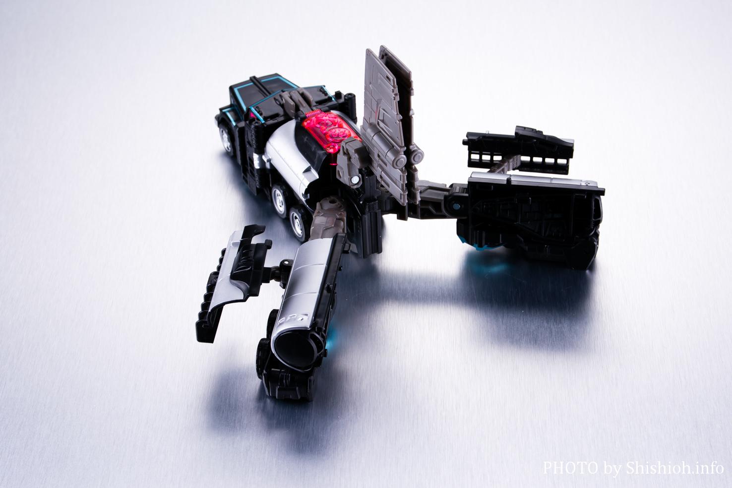 レジェンズ LG-EX ブラックコンボイ