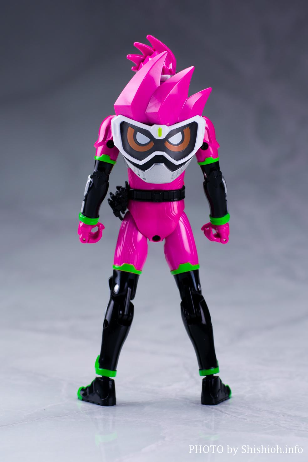 LVUR01 仮面ライダーエグゼイド アクションゲーマー