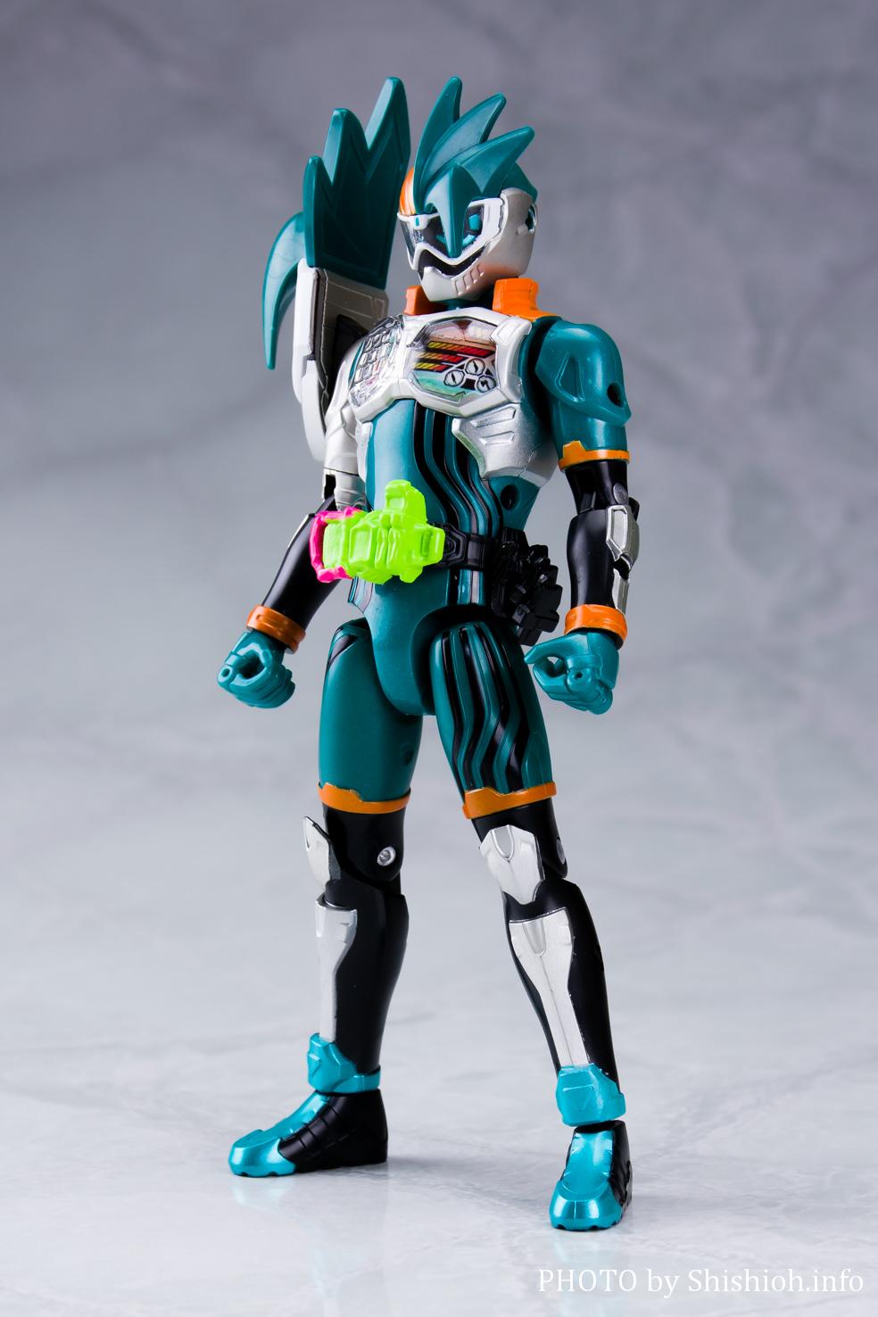 LVUR12 仮面ライダーエグゼイド ダブルアクションゲーマー レベルXX L
