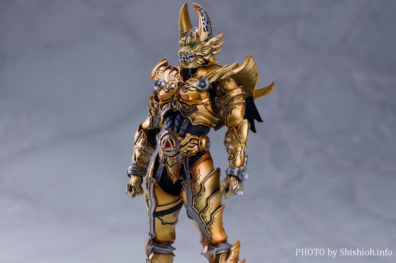 魔戒可動 黄金騎士 ガロ(冴島鋼牙)
